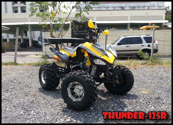 New Upgrade THUNDER-125R 19