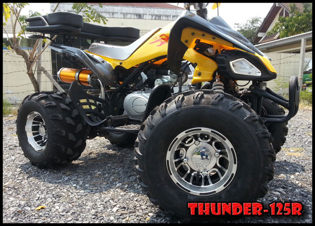 New Upgrade THUNDER-125R 23