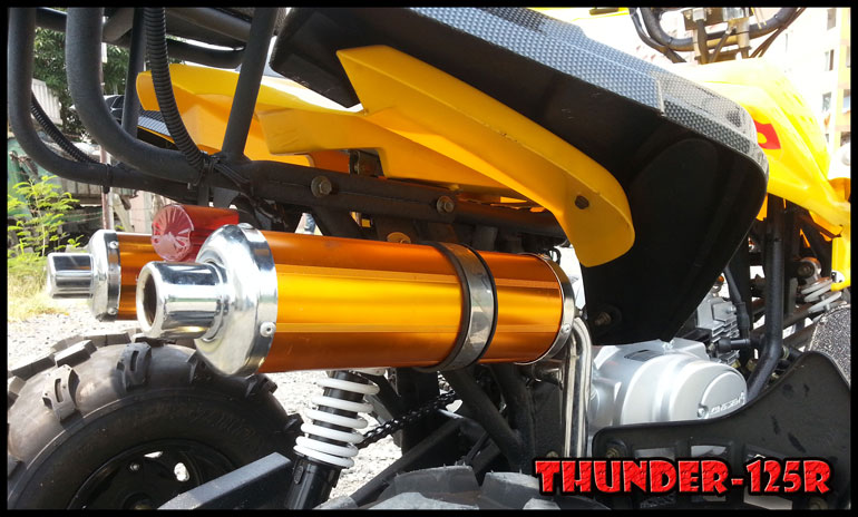 New Upgrade THUNDER-125R 24