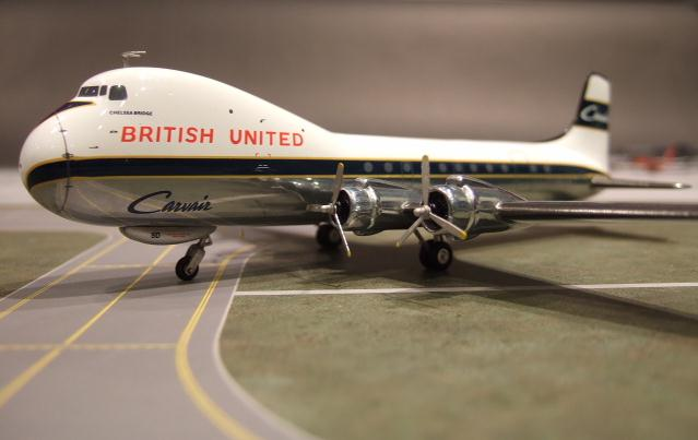 PHOENIX 1:200 British United Carvair ALT-98