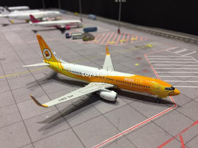 PHOENIX 1:400 Nok Air 737-800 HS-DBT PH1302