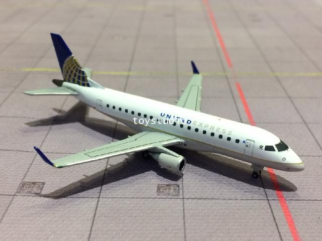 HERPA WINGS 1:400 United Express ERJ-170 N644RW HW562584