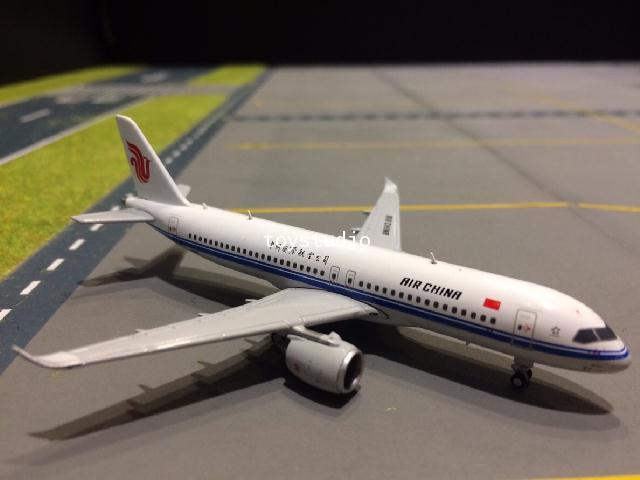 JC WINGS 1:400 Air China COMAC C919 XX4147