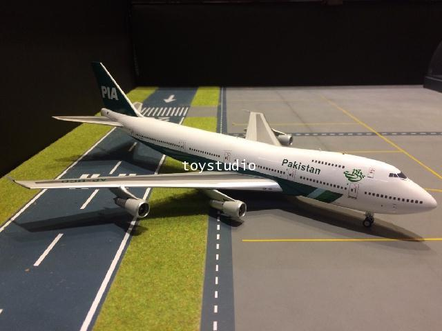 INFLIGHT 1:200 PIA 747-200 AP-BCO IF742PK002