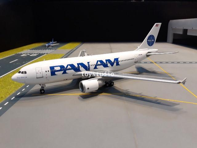 GEMINI JETS 1:200 Pan Am A310-300 N823PA G2859 1