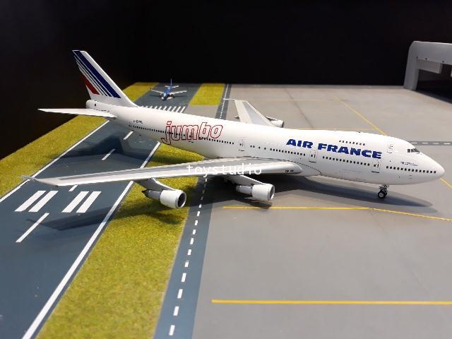 INFLIGHT 1:200 Air France 747-100 F-BPVL Jumbo B741AF08
