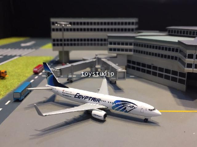 HERPA WINGS 1:500 Egyptair 737-800 SU-GEJ HW533546