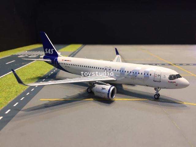 Inflight 1:200 SAS A320-200 SE-ROJ IF320NSK0120