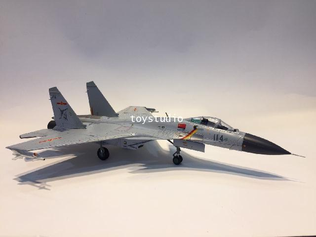 Hobby Master 1:72 J-15 Flying Shark No.114 2017 HA6403