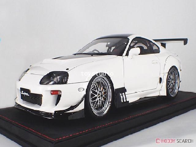 Ignition Model 1:12 Toyota Supra JZA80 RZ White IG1878