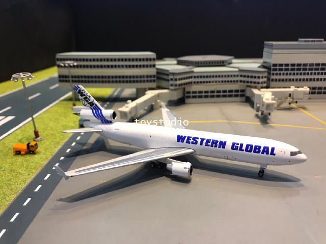 Phoenix 1:400 Western Global MD-11 N-412SN PH1617