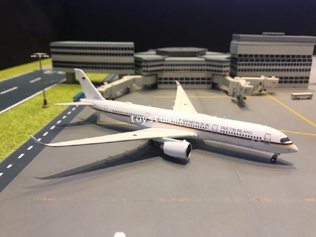 Gemini Jets 1:400 German Air Force/Luftwaffe A350-900 10+03 GM099