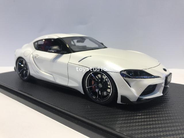 Ignition Model 1:18 GR Supra RZ (A90) Whi Metalli IG1892