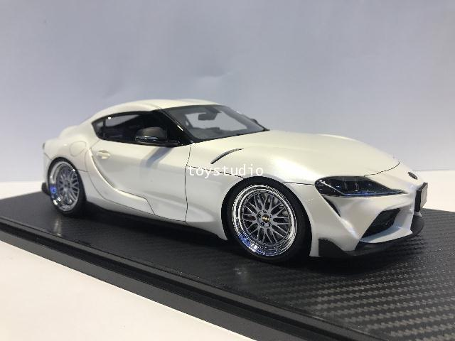 Ignition Model 1:18 GR Supra RZ (A90) Whi Matallic IG1886