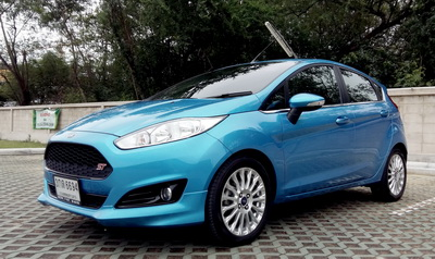 2014 FORD FIESTA 1.0 TURBO ECO BOOST