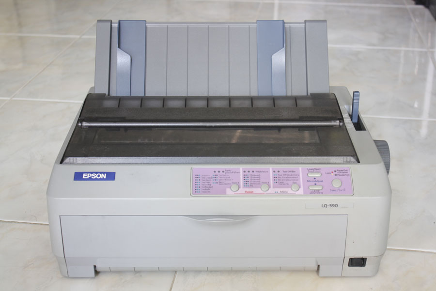 EPSON LQ590