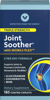 Joint Soother Vitamin World