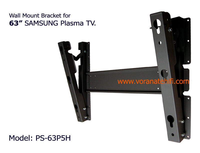 Tilt Wall Mount For 63 Inch Samsung Plasma Tv 1119036