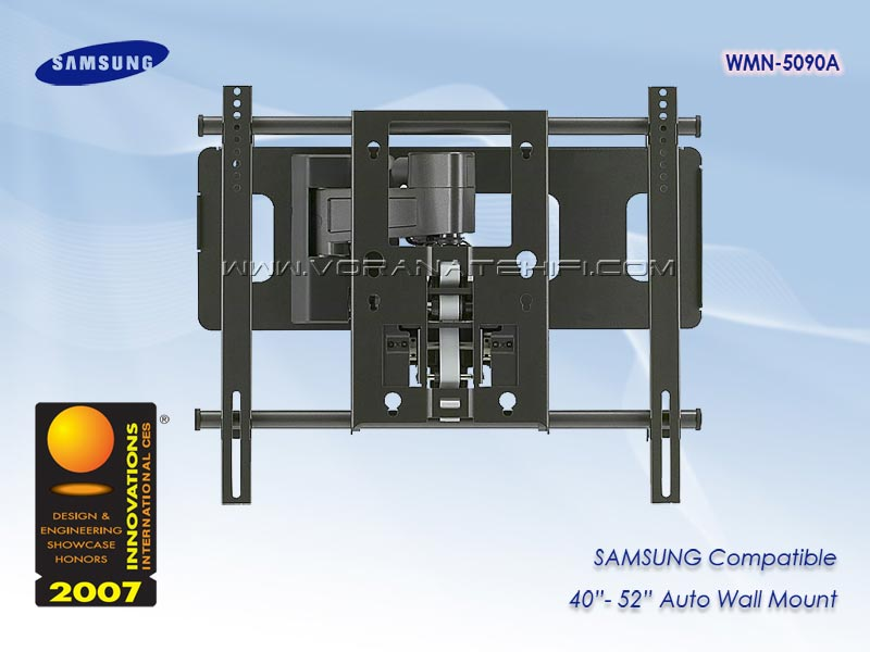 Samsung auto wall mount model wmn 5090a 2322854 for Samsung motorized tv wall mount