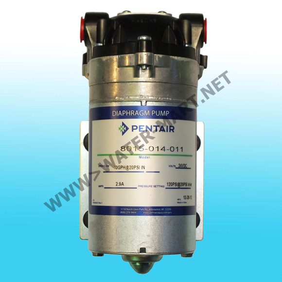 Diaphragm Pump Pentair 250 GPD (Shurflo) ปั๊ม RO Membrane