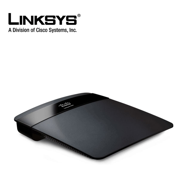 Linksys - E1500 Wireless-N Router 300Mbps  with 4-Port Ethernet Switch, 2T3R MIMO ,HotSpot Function