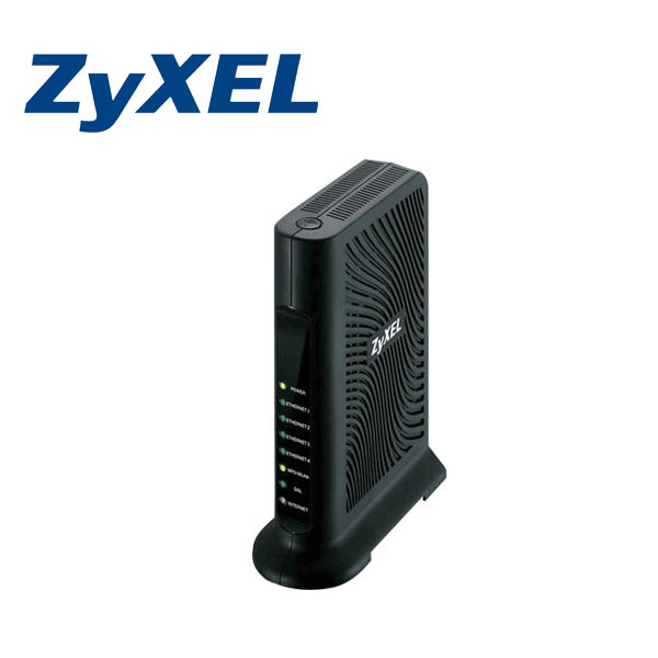 ZyXel P-660HN-T1A 802.11n Wireless ADSL2+ 4-port Gateway แถมฟรี NWD2105 (USB Client 150Mbps)