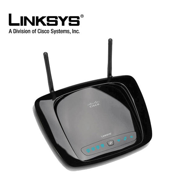 Linksys WRT160NL Wireless-N Router With storage Link