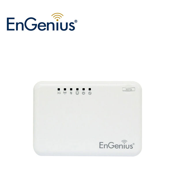 EnGenius ETR-9350 Wireless-N 2.4 GHz 802.11 bgn (2T2R) Traveler 3G Router