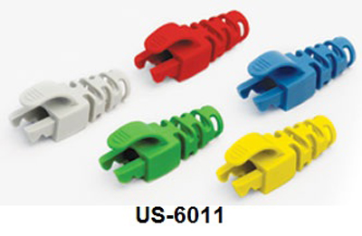LINK CAT 5E, CONNECTOR  PATCH CORD หัวแลน US-6011