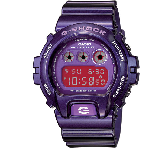  Casio G-Shock Standard Digital  DW-6900CC-6DR(CMG)