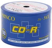 PRINCO CD-R 56x