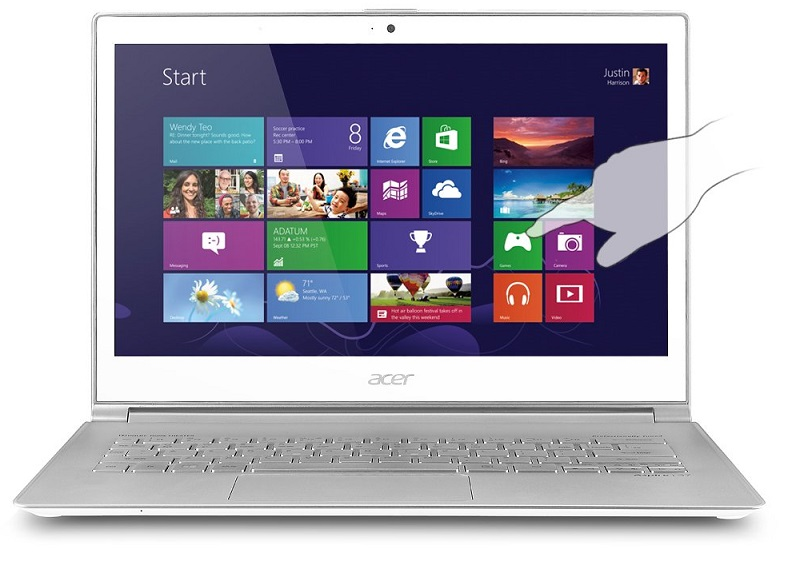 Notebook Acer Aspire S7 - 932 - 54208G25TWS