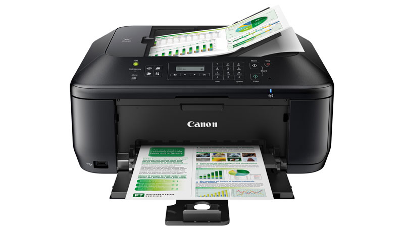 Canon Pixma MX-457 Print-Scan-Copy-Fax