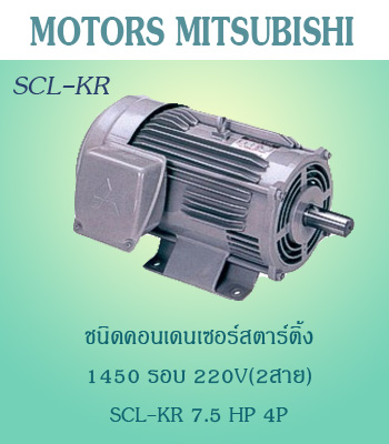 SCL-KR 7.5HP 4P