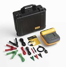 Fluke 1555 Insulation Resistance Tester /Kit