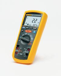 Fluke 1587 Insulation Multimeter MegOhm Meter Combo