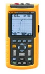 Fluke 124 Industrial ScopeMeter Model Fluke 124/003S
