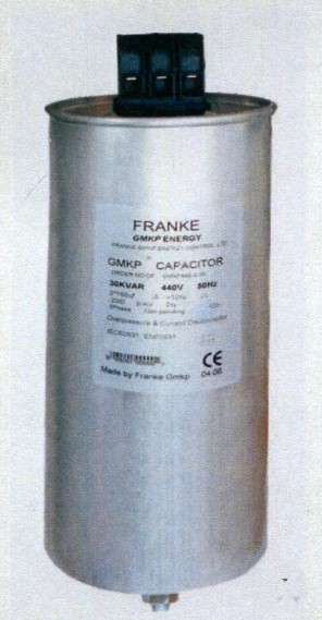 GMKP440-3-30.3 POWER CAPACITOR 50HZ,3P 25.0 KVAR AT 400V ราคา 2565 บาท
