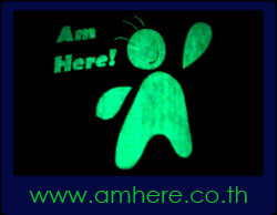 Am Here Intertrade สินค้าเรืองแสง แท่งเรืองแสง ผงเรืองแสง ของเรืองแสงต่างๆทุกชนิด