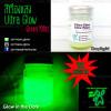 Ultra Glow Green (Glow in the Dark Solvent Based Paint 35ml) สีเรืองแสงอัลตร้าโกล สีเขียว