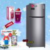 ตู้เย็น LG 7.4Q 2ประตู GN-B222SQBB แถมแก้วทำสเลิปปี้ และ หุ่นคลีนไมโครเวฟ
