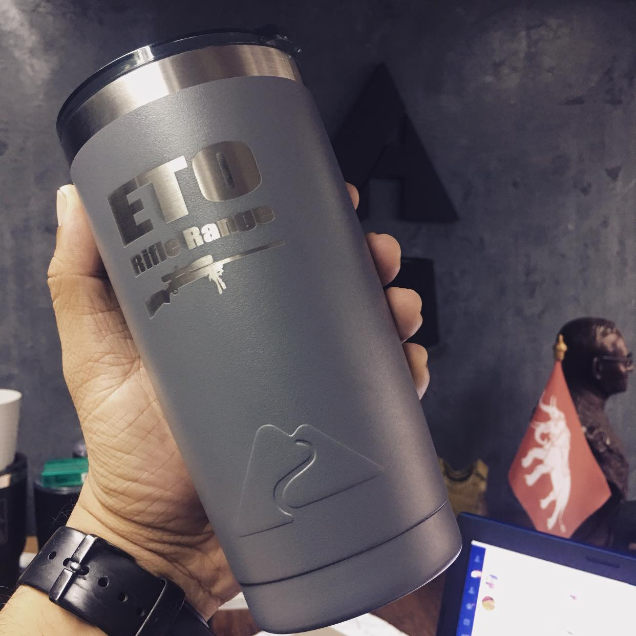 แก้ว OZARK TRAIL Urban Gray : ETO