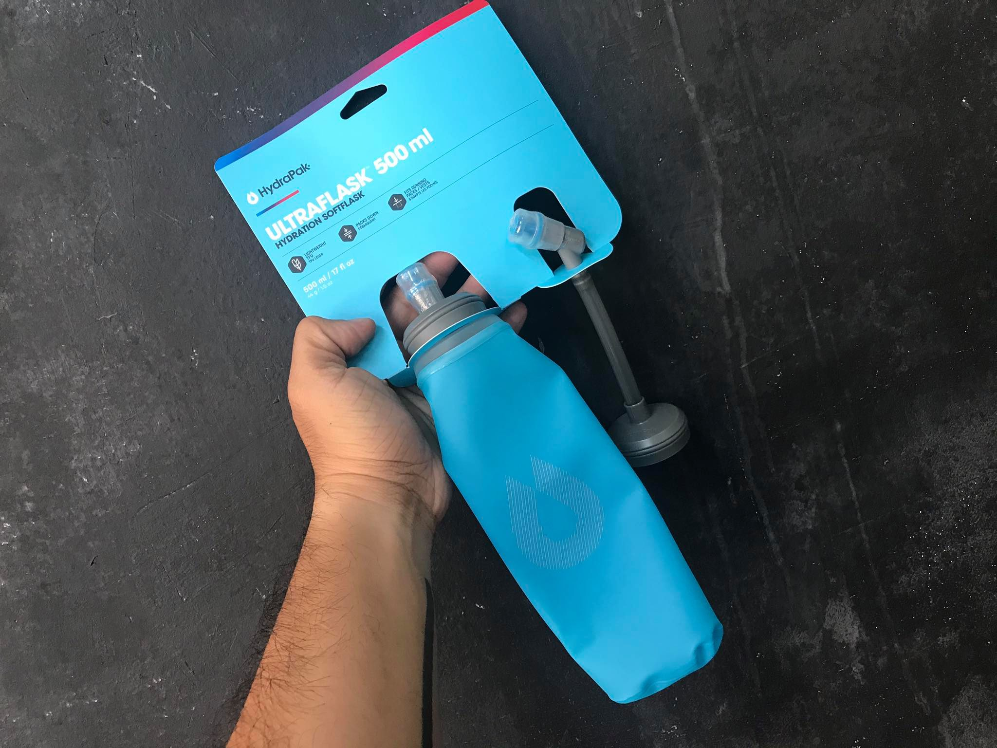 HyDraPak : UltraFlask 500ml
