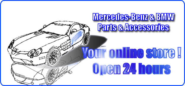 AtPartsOnline: Mercedes-Benz & BMW Parts and Accessories