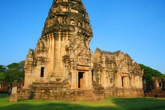 Phimai Khmer Sanctury in Thailand