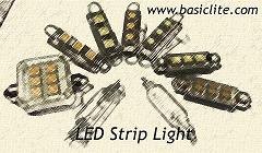 Xenon Strip Light VS  LED Strip Light