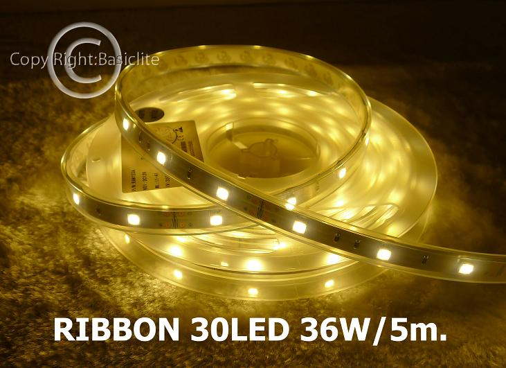 LED RIBON 30LED 36W (WW)/ Code: 2-11-00003