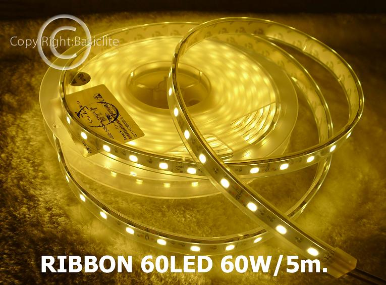 LED RIBBON 60LED 72W(WW)/ Code: 1-11-00004