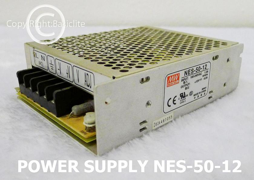 PS-RS50-12V / Code:3-21-00002