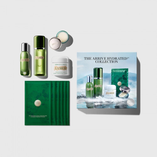 La Mer The Arrive Hydrated Collection Set